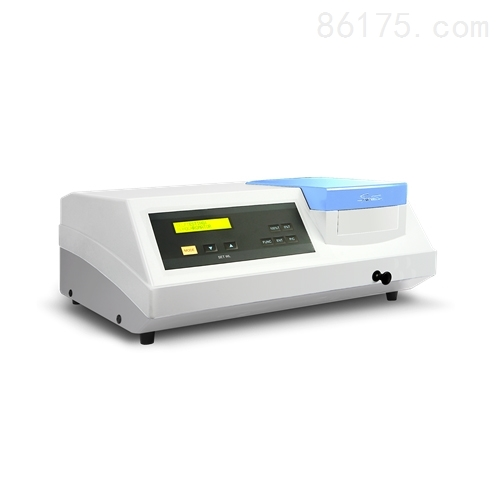 SP-752紫外可见光分光光度计